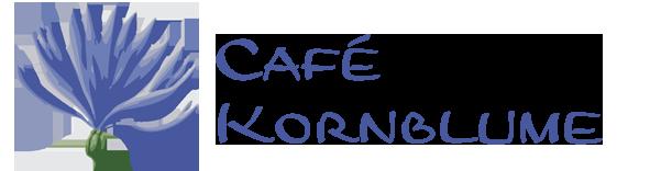 Cafe-Kornblume